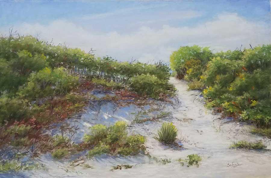 Glinda-Schafer-Beach-Pathway-II