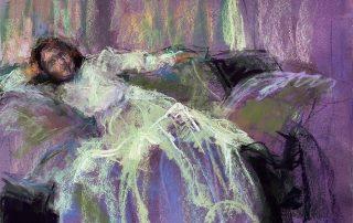 Sandra Burshell - Symphony White 4