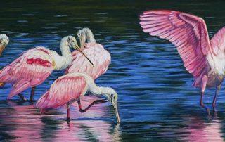 Deborah La Fogg Docherty - Pink Water