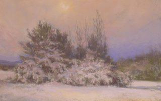 Elizabeth Rhoades - Winter Melancholy