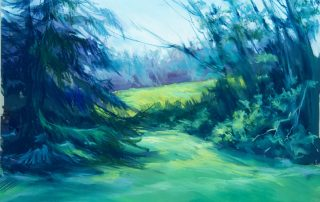 Vivian Ripley - Late Spring Morning