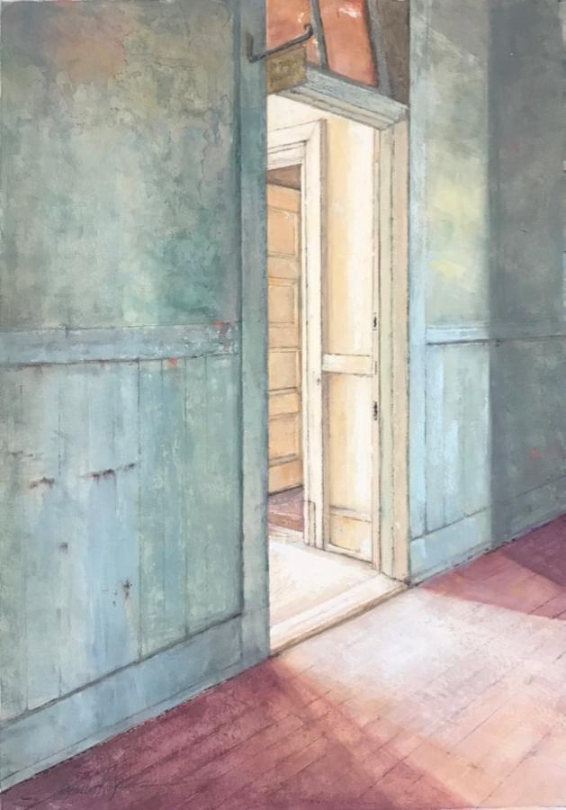 Title: Doorway 2 Artist: Sydney Kopekin