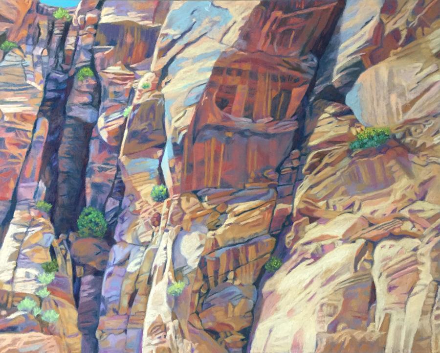 Title: Canyon Patterns Artist: Toni Lindahl